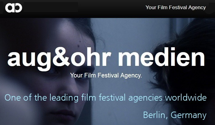 Aug & Ohr Medien is a dynamic film festival agency located in Berlin, Germany.